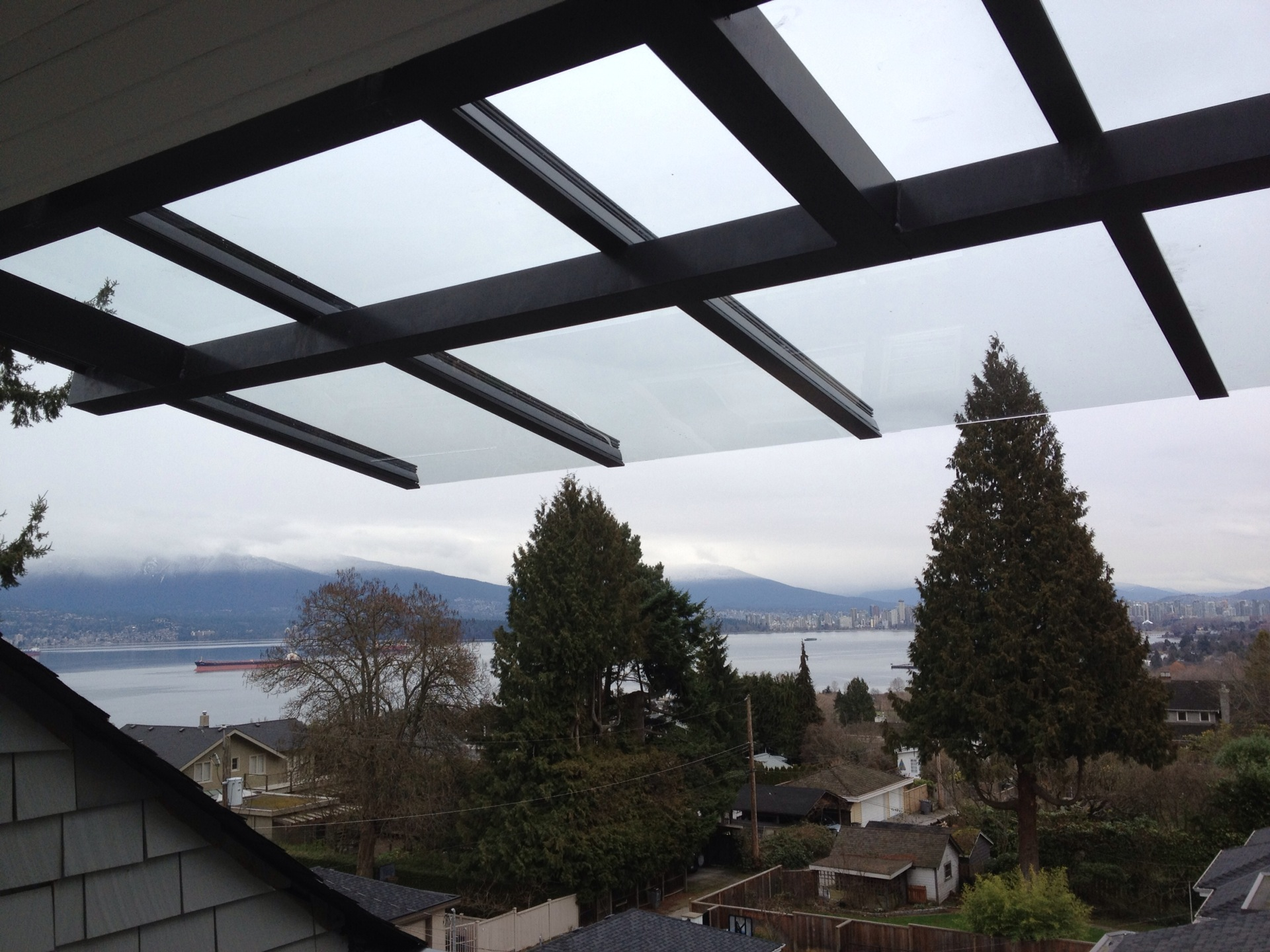 Exterior Custom Glass Projects