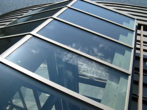 Vancouver residential glass services acadian glass for Large skylights